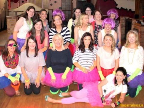 Hen Party Dance